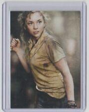 Walking Dead Season 4 Part 1 Insert Trading Card Posters #D4