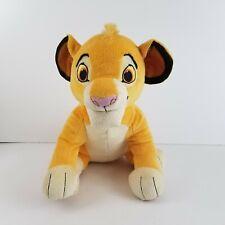 """New ListingKohl's Cares Disney The Lion King Simba 11"""" Stuffed Animal Plush"""