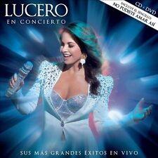 Lucero En Concierto CD