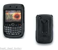OEM Body Glove Rubber Hard Snap On Case Blackberry 8530