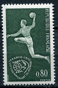 STAMP / TIMBRE FRANCE NEUF LUXE N° 1629 ** SPORT HANDBALL
