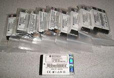Qty10 New Original Oem Motorola 850 Snn5705C Cell Phone 3.6V Lithium Ion Battery