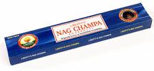 Nag Champa RäucherstäbchenSchnäppchen ( 1/2 Preis )1 Päckchen