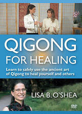 Qigong for Healing DVD Lisa B O'Shea YMAA Qi Gong Tai Chi Kung Beginner Exercise