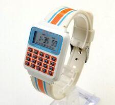 UltrRARE,UNIQUE Unisex DIGITAL Watch SPENCER Calculator. Plastic band.