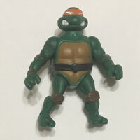 """Teenage Mutant Ninja Turtles Michaelangelo 2002 Playmates 2.5"""" Figure"""