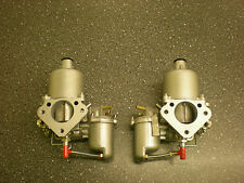 Triumph TR7 **HS6 SU carbs - Pair - reconditioned**Exchange -price inc.surcharge