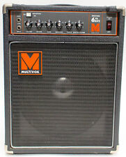 Multivox 6th Ave Vintage Solid-state Distortion & Reverb Guitar Amplifier
