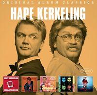 HAPE KERKELING - ORIGINAL ALBUM CLASSICS 5 CD NEU