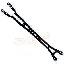 3Racing Upper Deck Black For Sakura XI Sport Mega 1:10 RC Car Touring #SAK-XS116