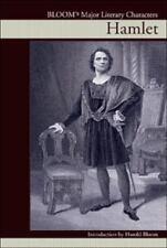 Hamlet (Bloom's Major Literary Characters (Hardcover))-ExLibrary