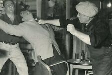 JEAN GABIN  GAS-OIL 1955 VINTAGE PHOTO ORIGINAL #2