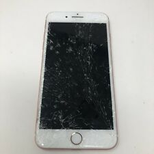 """Apple iPhone 7 Plus A1784 FOR PARTS """"ONLY"""" AS IS Do Not Turn On- Pink (P73)"""