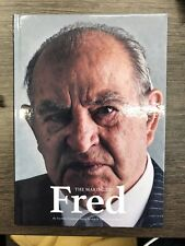 The Making of Fred Book Signed By Freddie Foreman