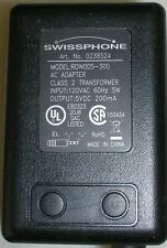 Swissphone LG Power Adapter for RE, DE & Hurricane Pagers