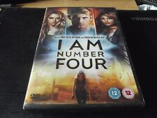 I Am Number Four (DVD, 2011)