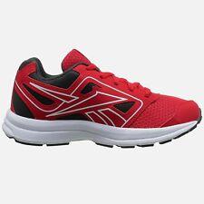 e2990b4bcf8141 REEBOK Zone Cushrun Athletic shoes size 5 big kids child New w Tags RedGray