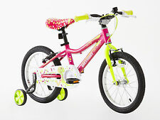 Filles Alliage 16 in (environ 40.64 cm) Vélo Avec Support de roue, Hi Spec, 3-6 ans