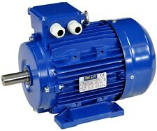 Elektromotor 230/400V 1430U/min 4000W Passfeder 8mm IP55 B3Ausführung 4kW 00410