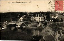 CPA   Pont- Scorff (Morbihan )  (431173)