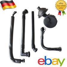 Válvula de ventilación del cárter + kit de manguera de ventilación para BMW E46