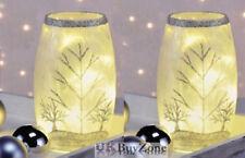 Guirlandes blancs intérieurs en verre pour la maison