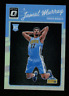 2016-17 Donruss Optic JAMAL MURRAY SILVER HOLO PRIZM ROOKIE RC 157 Nuggets