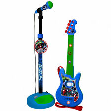 Avengers Marvel Mikrofon & E- Gitarre