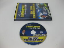 Jeff Adams Foreclosure Profits System CD Real Estate Monthly Millionaire
