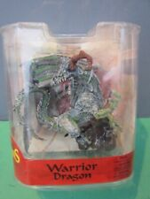 McFarlane's Dragons WARRIOR DRAGON MIP 2007 Series 7