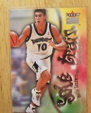 2000-01 Fleer Premium Sole Train Basketball Card #ST3 Wally Szczerbiak