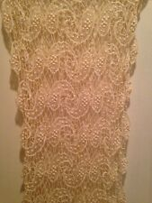 Lucky Brand Lace Scarf