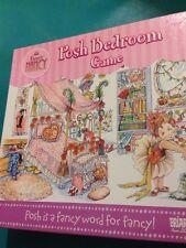 Fancy Nancy Posh Bedroom Award Winning Game  w/spinner Complete