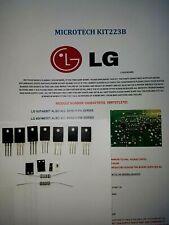 LG 60PA650T 60PM670T EAX64279701 EBR73712701 Y-SUSTAIN BOARD REPAIR KIT READ ADD