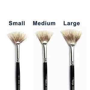 Artmaster Artists' Fan Brush Small, Medium or Large