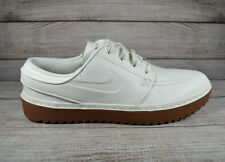 Nike Janoski G Golf Shoes Spikeless White [AT4967-101] Men's Size 8