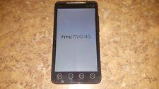 HTC EVO 4G - 1GB - Black (Sprint) Smartphone.Fast Shipping.