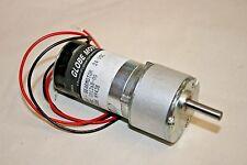 12-24VDC Gear Motor - 80RPM@24VDC - 40RPM@12VDC (100-202)