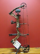 NEW 2017 PARKER ULTRA-LITE 30+ RH 60-70# BOW PACKAGE CAMO 320 FPS 3.7 LBS