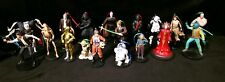 Star Wars Christmas Ornament set-18 classic pieces Droids Jedi Luke Vader SALE