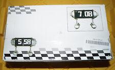 Maple's BPF3A Table Flip Clock Rocket Legs, New, Free Shipping