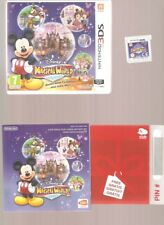 DISNEY MAGICAL WORLD !!! Le Meilleur Jeu DISNEY sur /3DS/2DS/ New DS Quasi NEUF