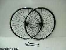 Coppia ruote 26 mtb Komet per bici v-brake / mozzo a filetto