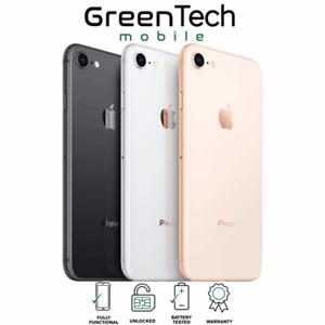 Apple iPhone 8 64GB Unlocked Smartphone Good Condition