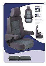Reisemobilsitz S6.1 SPORTSCRAFT incl. Lordosenstütze Pilotsitz T5 T4 Sprinter !!