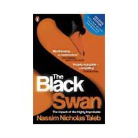 The Black Swan by Nassim Nicholas Taleb (author)