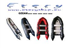 Gommone Tender OZEAM pvc 1100 D chiglia pneumatica Varie misure e colorazioni