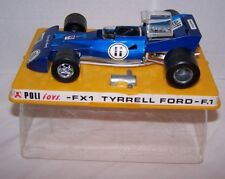 Vintage Italy Polistil Politoys Tyrrell Ford F1 Elf Formula 1/25 Scale Diecast