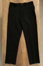 Uniqlo EZY Ankle Trousers - Black - Size S - Brand New