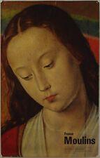 Affiche Tourisme France MOULINS Cathédrale - Tryptique Vierge Glorieuse